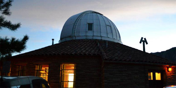 Dates in Denver at Sommers-Bausch Observatory