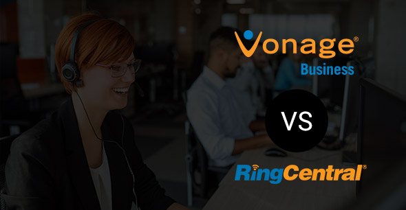 battle of business voip brands: vonage vs ringcentral