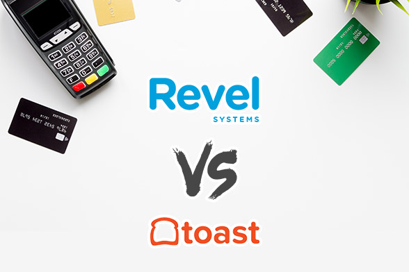 POS battle: Revel Systems vs Toast