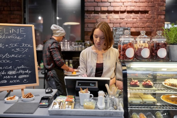 POS systems for cafes