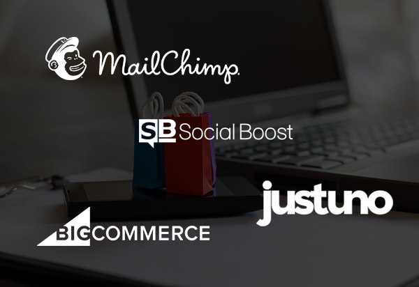 BigCommerce has a variety of plugins for marketing