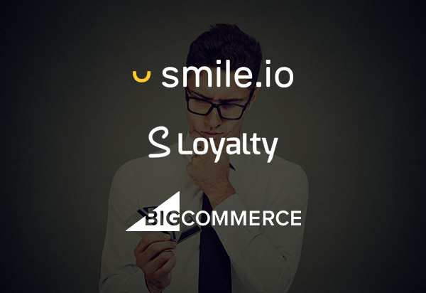 Start with loyalty program with BigCommerce