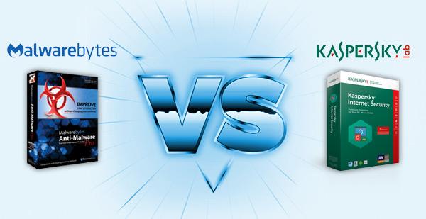Antivirus Battle: Kaspersky vs  Malwarebytes