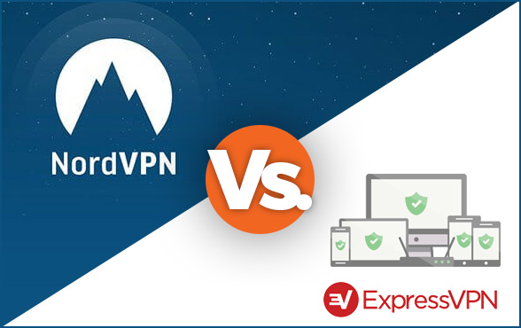 NordVPN vs. ExpressVPN battle