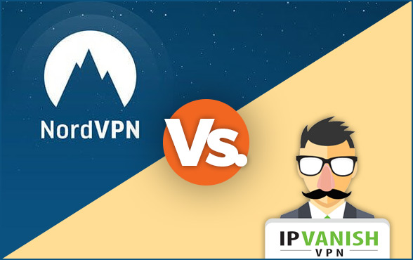 NordVPN vs. IPVanish battle