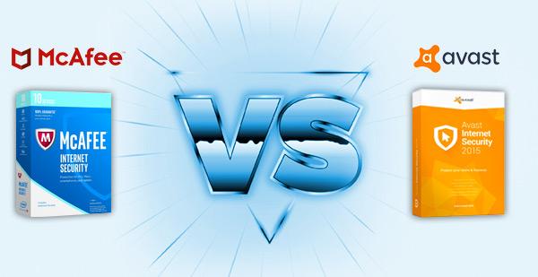 Mcafee vs Avast: Antivirus Battle