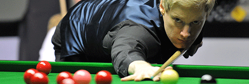 Neil Robertson has won the Snooker UK Championship twice