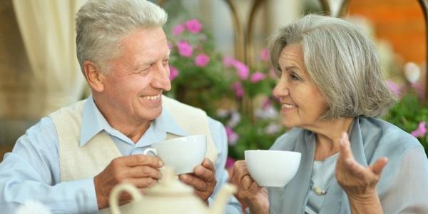 Seniors first date