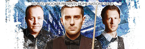 World Snooker Presents: Home Nations Series Scottish Open