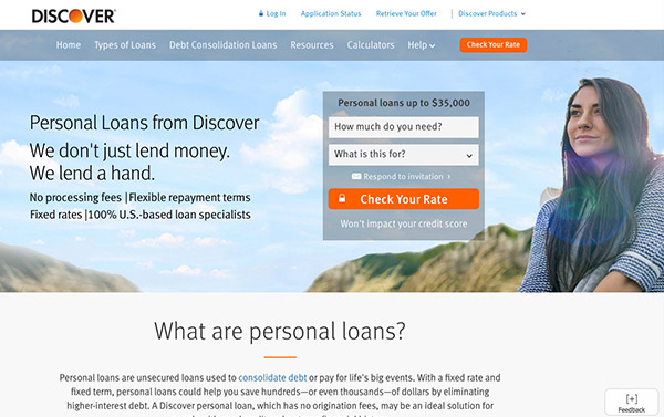 Discover has many benefits that make it appealing to any lender