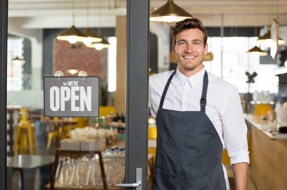 taking out a business loan for restaurant