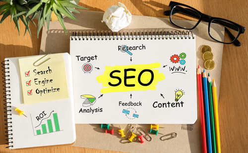 SEO can really boost your site's ranking