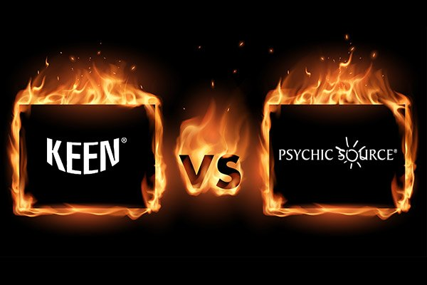 Psychic Battle: Psychic Source vs Keen