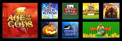 Slots Heaven has a huge range of slots along with other favourite casino games