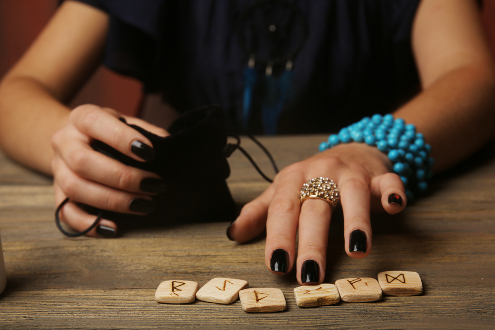 Psychics can utilize runes and other tools to help give you the best reading