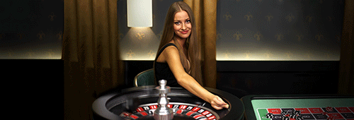 Playing at a live online casino may feel different than a normal online casino roulette game