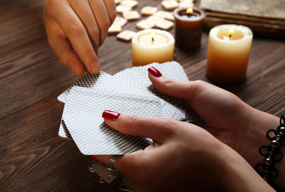 Tarot card readings are one way for psychics to help provide you with answers