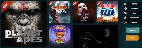 Ikibu Casino has a huge range of slots and more