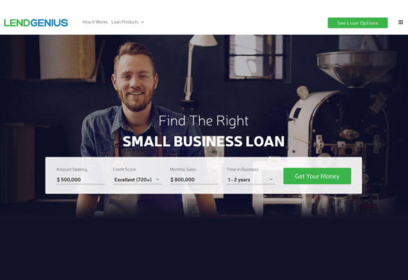 Find the right loan for your business