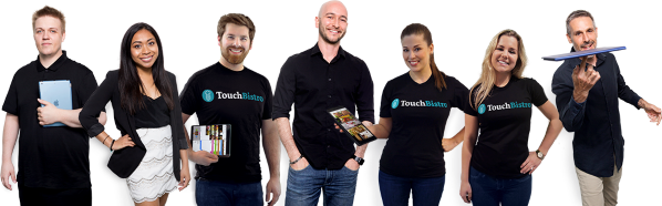 TouchBistro's world class support team