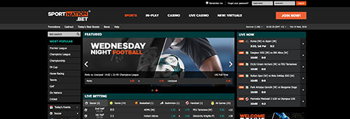 Don't miss SportNation's sports betting offerings