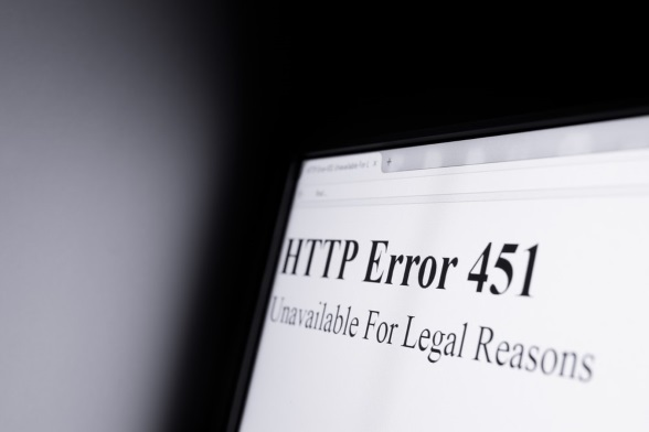 China blocks user access to some sites