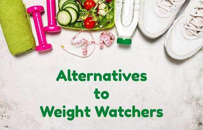 Top 4 Alternatives to Weight Watchers Diet