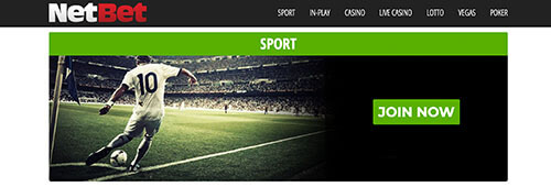 Start betting on your favourite sports at NetBet