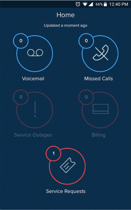 Comcast Business mobile app