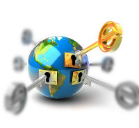 Global web hosting