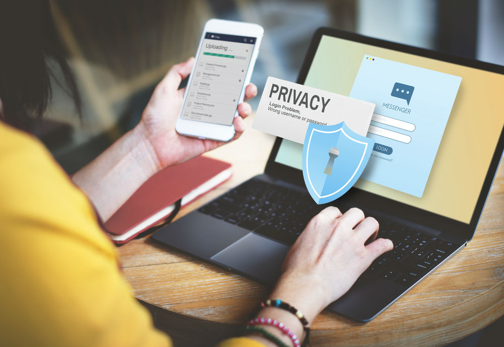 Increase your privacy when using a VPN