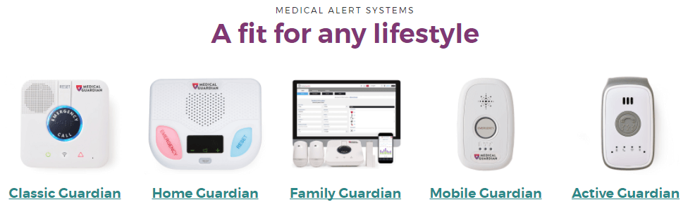 Medical Guardian systems