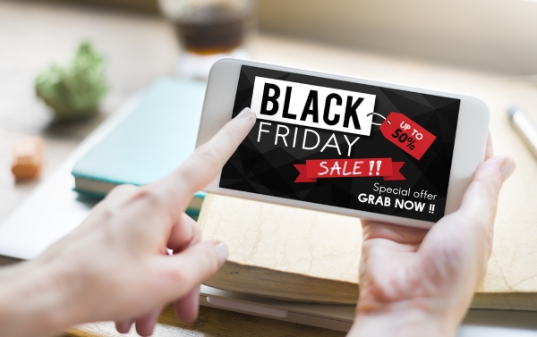 Advertise products on social media this Black Friday