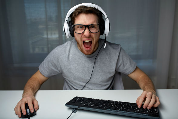 Turn off gaming mode when you're done to avoid viral disasters!