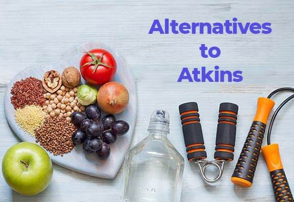 Alternatives to Atkins Diet