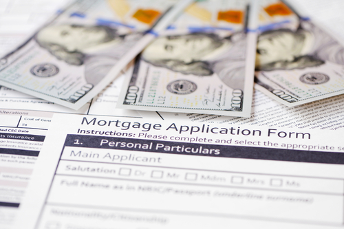 mortgage approval.