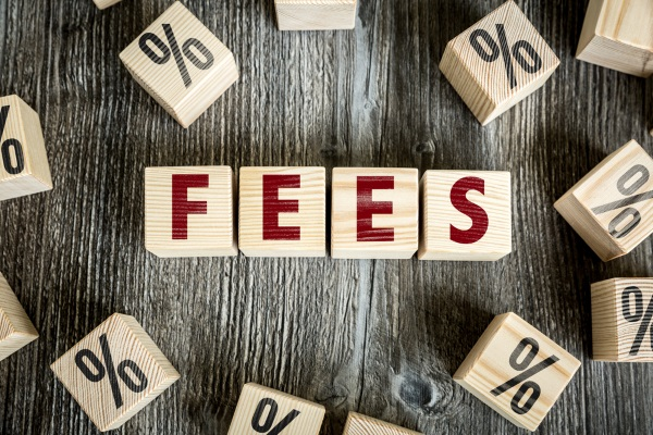 these are the fees associated with merchant services
