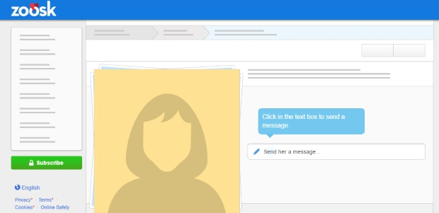 How to use Zoosk