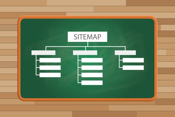 See if your website builder creates sitemaps