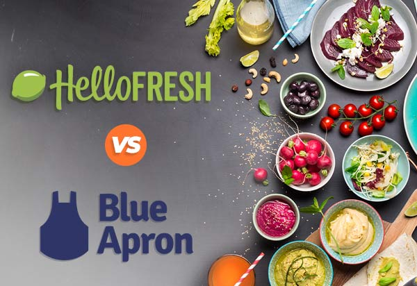 HelloFresh vs Blue Apron: Which is the best meal kit service?