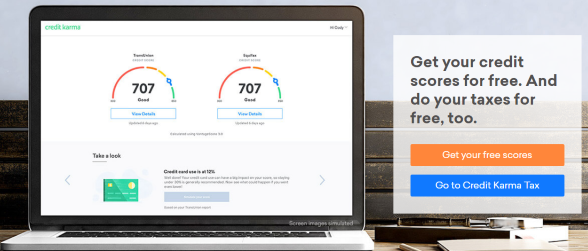 Credit Karma Website