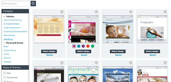 Check Out Vistaprint Templates