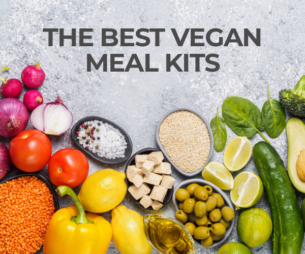 The Best Vegan Meal Kits - Fresh and Colorful Veggies