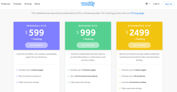 Weebly DIFM Website Builder