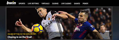 Check out bwin for your sports betting