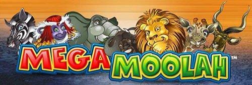Mega Moolah имеет ряд слотов джекпот