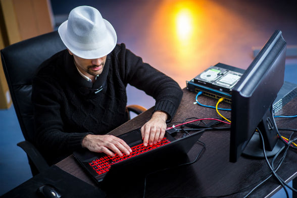 White hat hackers are working to keep you safe
