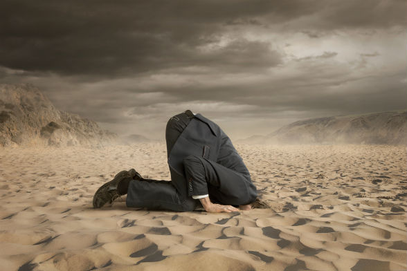 Don't stick your head in the sand. Keep your antivirus updated.