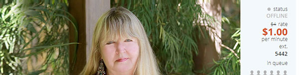 Tierney from California Psychics - Best Pet Psychics