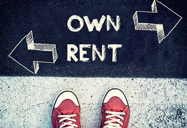 Is renting or buying best for you?